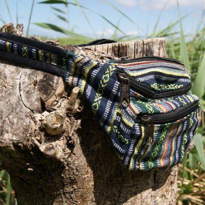 Nepal Heuptas   Bum Bag   heuptas met verstelbare riem