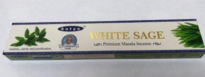 Satya - White sage - premium Masala Incense