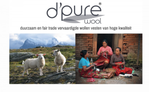 Fair trade - hand gemaakt in Nepal