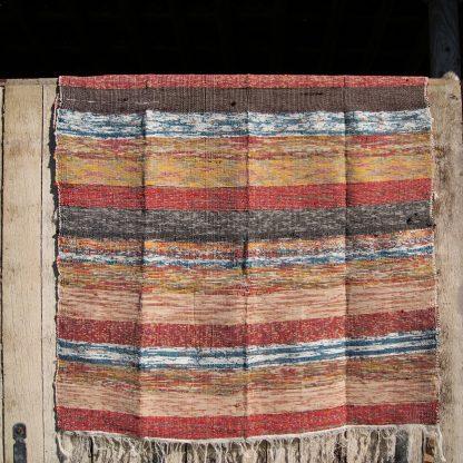 Rag Rug - Kleed gemaakt van Vodden