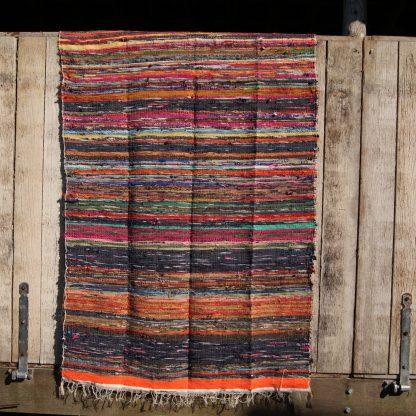 Scandinavisch vloerkleed - kleed - multi color - veel kleuren kleed