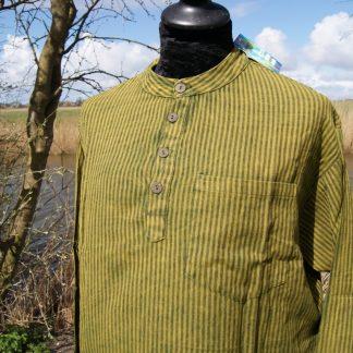 Festival overhemd - streepje - opa overhemd