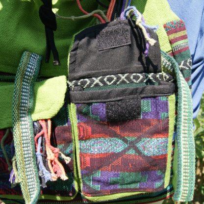 Kleurrijke rugtas - Nepal - Fair trade