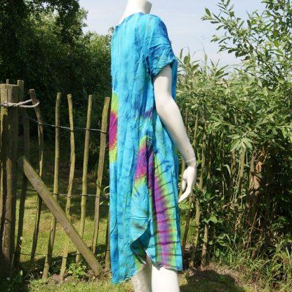 Festival - hippie jurk - Kleurrijke kleding