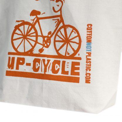 Up-cycle - Katoen geen plastic