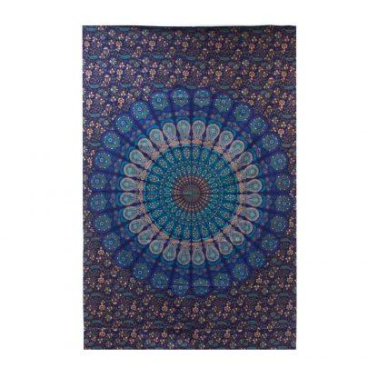 Mandala wandkleed - India doek - bankkleed